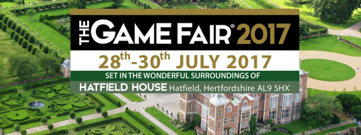 The Game Fair - Hatfield House 28th-30th July