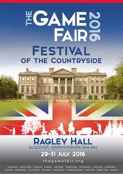 The Game Fair - Ragley Hall 29th-30th July 2016